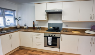 Mackworth lodge kitchen